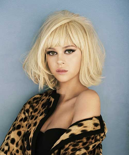 Hairstyles with Fringes Short Hair with Fringe Kudu Hair Extensions