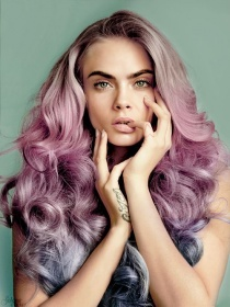 Hair Colour 2016 Dip Dye