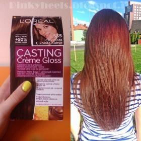 Casting Gloss Hair Dye
