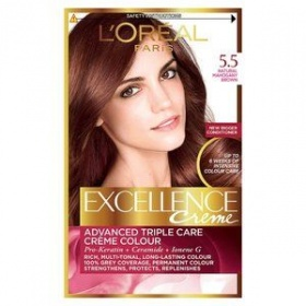 Excellence Hair dye for colour ideas