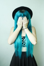 Hair Colour Ideas Pastel Look