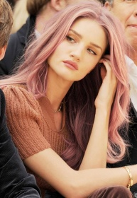 Hair Colour Ideas Rose Hair LookHair Colour Ideas Rose Hair Look