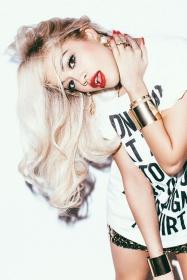 Hair Ideas For Going Out Rita Ora