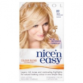 Nice and Easy Blonde Dye