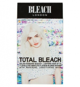 Total Bleach Kit Hair Dye